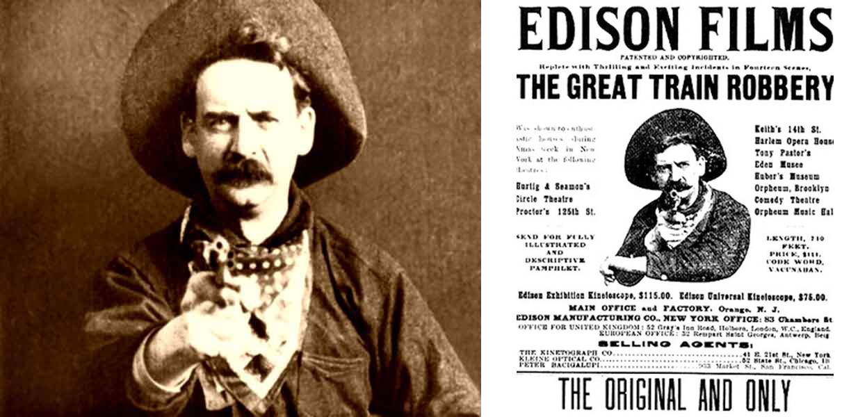 from edison s great train robbery to the station agent newfoundland