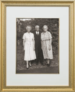 George, May and Grace Day