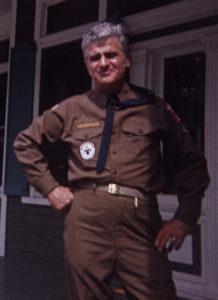 Dr. Arthur Zampella, Cubmaster